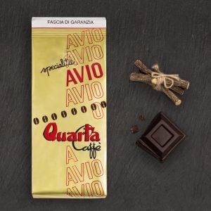 Quarta Caffè AVIO ORO 250g gemalen