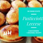 Pasticciotto Leccese, een lekkernij uit Puglia