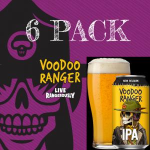Voodoo Ranger – New Belgium – American IPA – 6-Pack